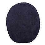 Wamsutta® Ultra Soft Universal Toilet Lid Cover in Navy