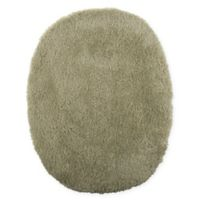 Wamsutta® Ultra Soft Elongated Toilet Lid Cover in Sage