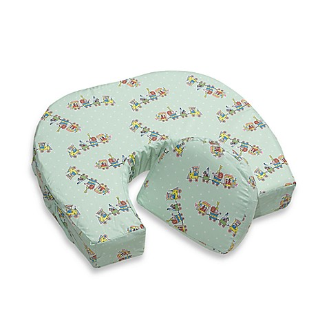 Animal Breastfeeding Pillow : Cuddoozle Nursing Pillow - Animal Train - Bed Bath & Beyond
