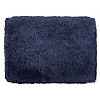 Wamsutta® Ultra Soft 17-Inch x 24-Inch Bath Rug in Denim Blue