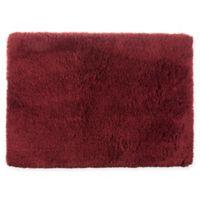 Wamsutta® Ultra Soft 17-Inch x 24-Inch Bath Rug in Garnet
