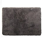 Wamsutta® Ultra Soft 17-Inch x 24-Inch Bath Rug in Charcoal