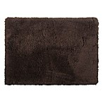 Wamsutta® Ultra Soft 17-Inch x 24-Inch Bath Rug in Chocolate