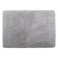 Wamsutta® Ultra Soft 17-Inch x 24-Inch Bath Rug in Silver