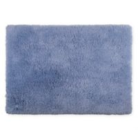 Wamsutta® Ultra Soft 17-Inch x 24-Inch Bath Rug in Cornflower