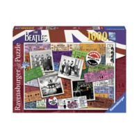 The Beatles 100-Piece Tickets Puzzle