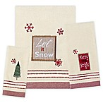 Saturday Knight Christmas Signs Hand Towel