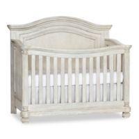 Kingsley Charleston Crib in Weathered White