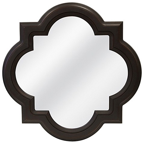 Province Wall Mirror In Oil Rubbed Bronze Bed Bath Beyond