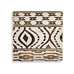 Thirstystone® Tribal Pattern in Cream II Square Single Coaster