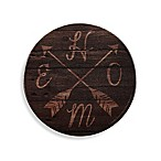 Thirstystone® Individual Home On Wood Coaster