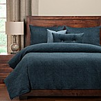 PoloGear Tumbleweed Queen Duvet Cover Set in Indigo