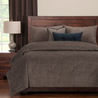PoloGear Tumbleweed Queen Duvet Cover Set in Stone