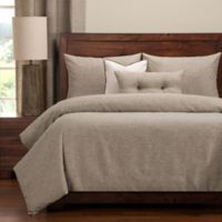 PoloGear Belmont King Duvet Cover Set in Beige