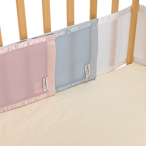 Breathablebaby 174 Mesh Crib Liner For Portable Cribs And