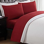 Laura Hart Kids Solid Full Sheet Set in Red
