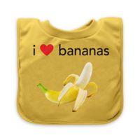 green sprouts® Banana Favorite Food Absorbent Bib