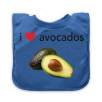 green sprouts® Avocado Favorite Food Absorbent Bib