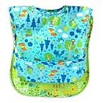 green sprouts® 2-Pack Easy-Wear Toddler Bibs in Aqua