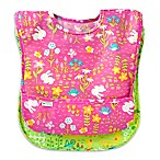 green sprouts® 2-Pack Easy-Wear Toddler Bibs in Pink