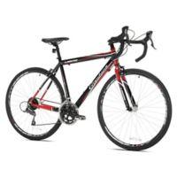 Giordano Libero 700c 20-Inch Road Bike in Black