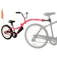 WeeRide Co-Pilot 20-Inch Child Bike Trailer in Pink