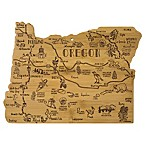 Totally Bamboo® Oregon Destination Cutting Board