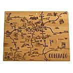 Totally Bamboo® Colorado Destination Cutting Board