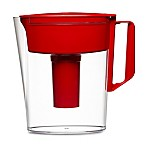 Brita® Soho 5-Cup Water Filtration Pitcher in Red