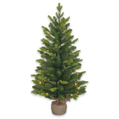 9 Foot Slim Led Christmas Tree