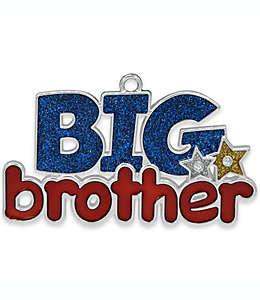 """Adorno colgante esmaltado """"Big Brother"""""""