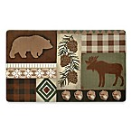 Winter Lodge 18-Inch x 30-inch Foam Cushion Kitchen Mat