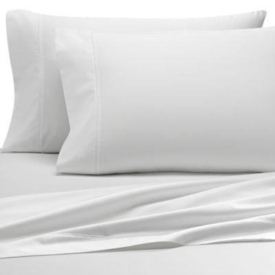 Wamsutta® 500 Thread Count PimaCott® Sofa Bed Queen Sheet Set In White