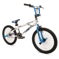Kent Pro 20-Inch Boy's Bicycle in White