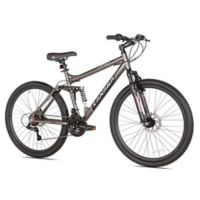 "Takara Jiro 27.5"" Men's Bicycle in Grey"