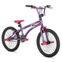 X-Games FS 20-Inch Girl's Bike in Purple