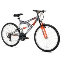 Northwoods Z265 26-Inch Mountain Bike in Grey