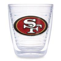 Tervis® NFL San Francisco 49ers 12 oz. Tumbler
