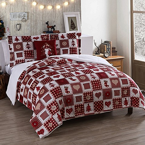 Bed Bath And Beyond King Size Sherpa Comforter