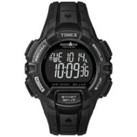 Timex® Ironman® Men's 44mm Rugged 30 Watch with Black Strap