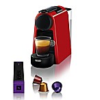 Nespresso® by De'Longhi Essenza Mini Espresso Maker in Red
