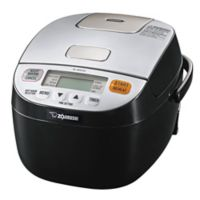 Zojirushi Micom 3-Cup Rice Cooker & Warmer in Silver/Black