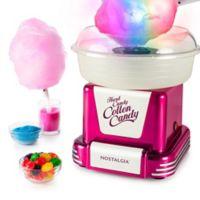 Nostalgia™ Electrics Cotton Candy Bundle in Raspberry