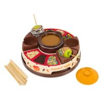 Nostalgia™ Electrics Caramel Apple Dipper in Brown
