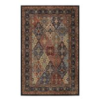 Karastan Wanderlust Keil Multicolored 8-Foot x 11-Foot Area Rug