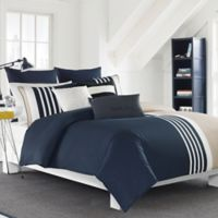Nautica® Aport Twin Comforter Set in Navy