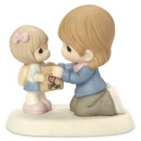 Precious Moments® Mom Giving Daughter Lunch Bag Figurine