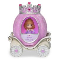 Precious Moments® Pretty as a Princess Joy Princess Carriage Light Up Figurine