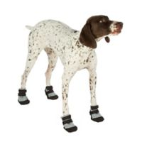Ultra Paws Ultra Cool Petite Dog Boots in Silver