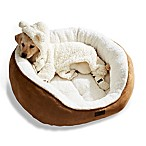 UGG® Classic Sherpa Pet Bed in Chestnut